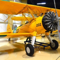 Stearman N2S-5 Kaydet Walk Around